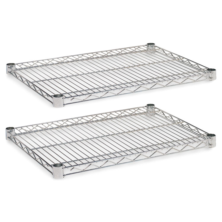 Industrial Wire Shelving | Alera Industrial Wire Shelving Extra Wire Shelves 24w X 18d