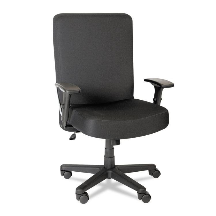 Elegant Alera Plus™ Xl Series Big U0026 Tall High Back Task Chair, Black