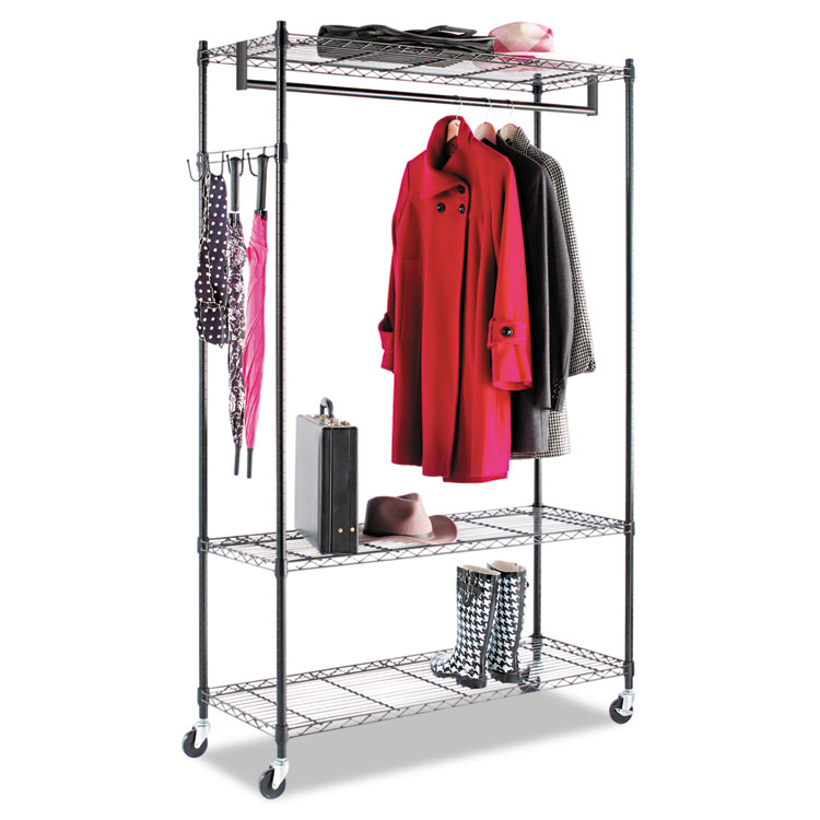 q guide format shelving and wardrobes clothing wire freestanding clothes the alera w apartment racks garment rack therapys therapy auto annual best ten wardrobe top