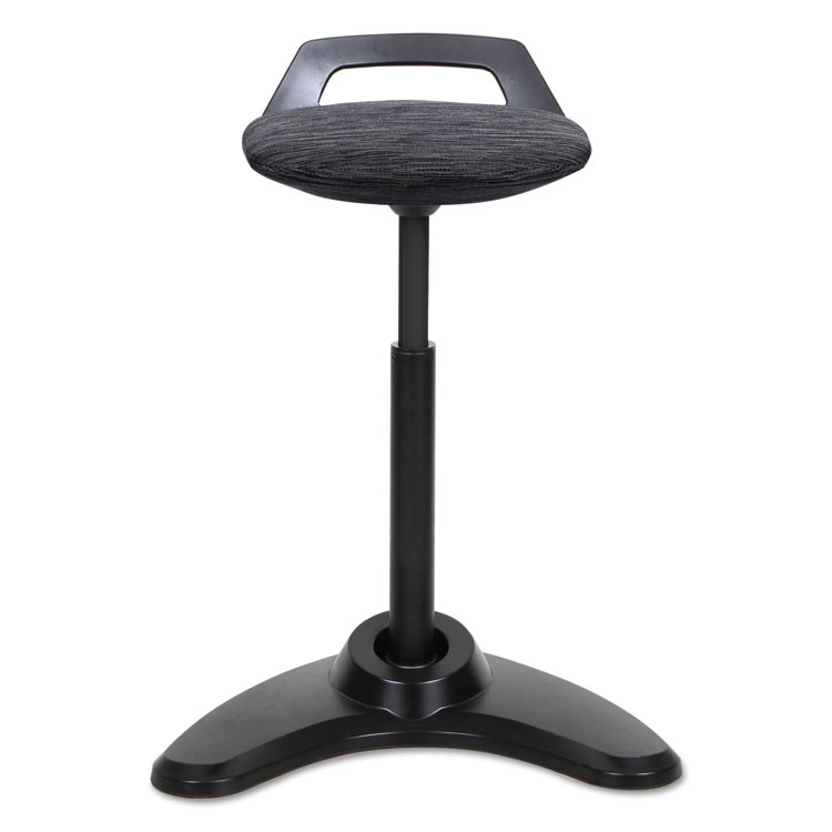 268641  sc 1 st  Alera Details & Alera® ActivErgo Series Sit to Stand Perch Stool Black with Black ... islam-shia.org