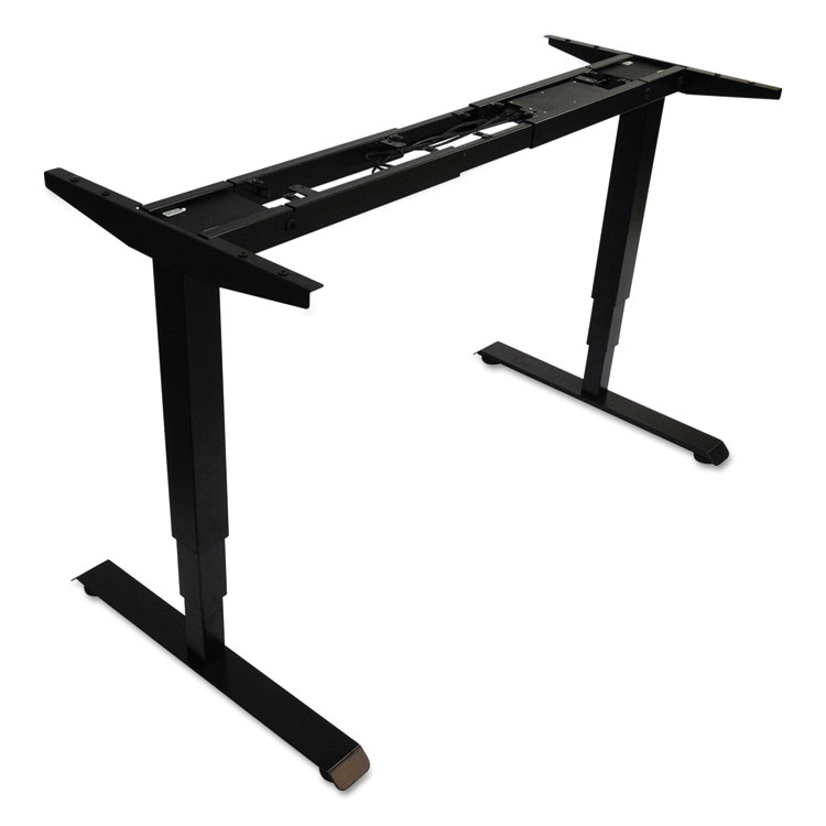 Alera 3 Stage Electric Adjustable Table Base W Memory
